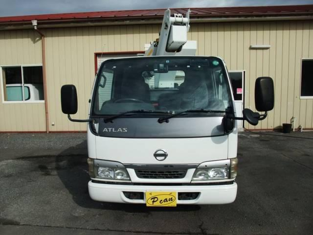 高所作業車 アイチ ブーム7.2m(11枚目)