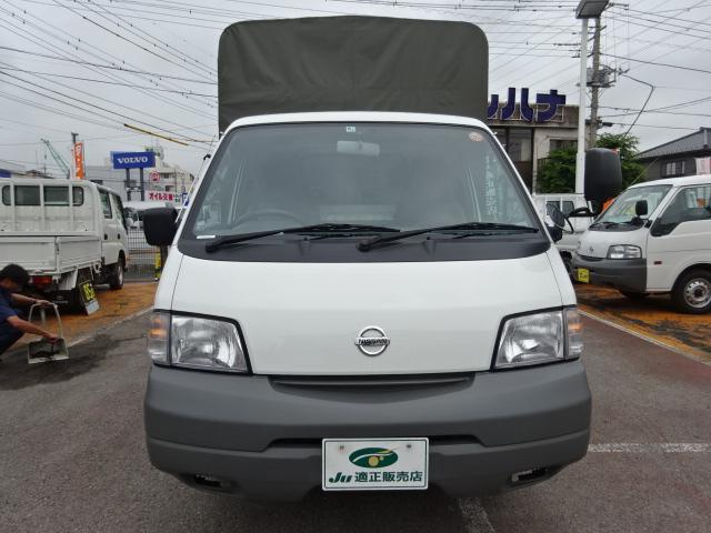 ロングDX  幌 900kg積(18枚目)