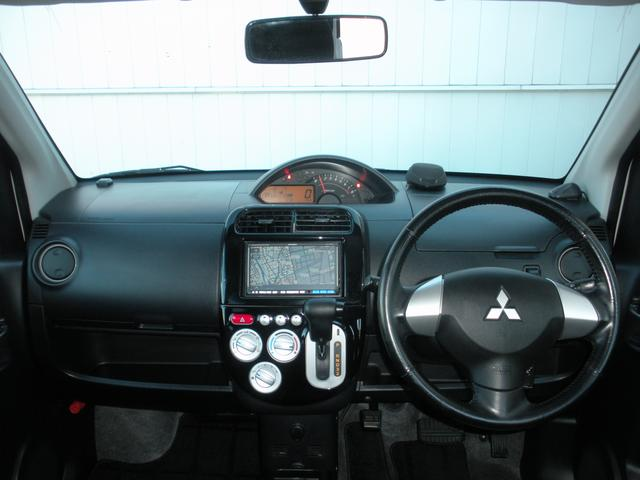 三菱 eKスポーツ ロアコンプリートR  社外15AW ローダウン HDDナビ