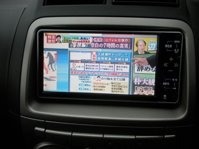 トヨタ パッソ レーシー HDDナビ ワンセグ HID ETC キーレス