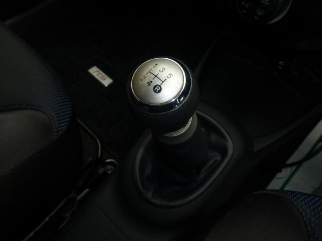 トヨタ ヴィッツ RS フロア5速 HDDナビ TV スマートキー 車高調