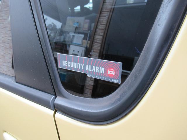 ★盗難防止装置★ セキュリティアラーム標準装備です♪システム作動中に、リクエストスイッチまたはキーレスエントリー以外の操作で解錠しドアを開くと、ハザードランプやホーン等で警告。車上荒らし対策にも効果的