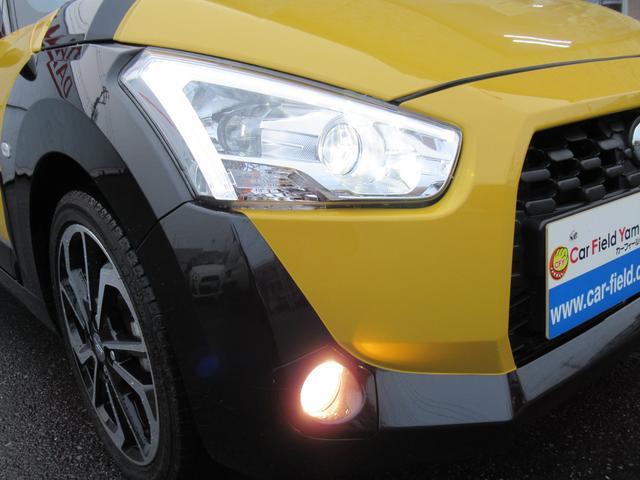 LEDヘッドライトが付いております♪ より遠く、より広く、より明るく照らしてくれます! その為、夜間の走行も運転しやすく見やすいです。ハロゲンに比べ、消費電力も少なく、長寿命で効率的!