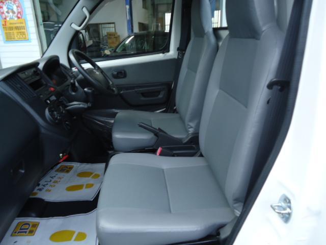 使用した感を感じさせない綺麗な室内です!普段から大切に乗っていただいていた気持ちがわかるようにシート等の内装も綺麗な状態を保っています!!納車時には更にキレイにいたしますよ!