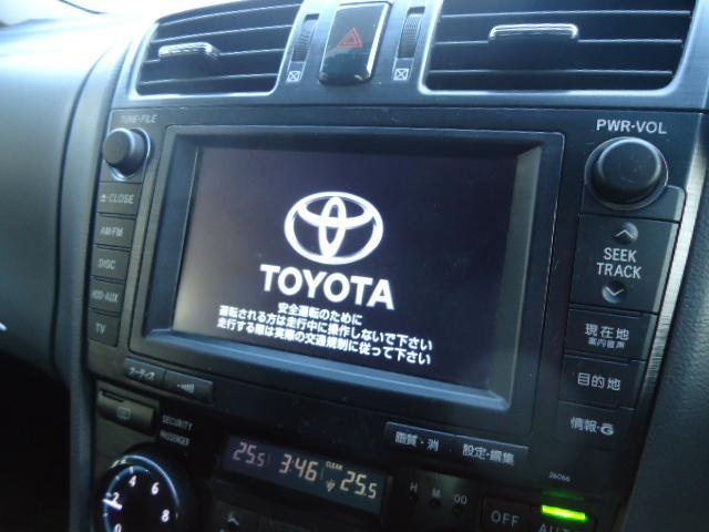 350G 後期型 メーカーオプションHDDナビTV(30枚目)