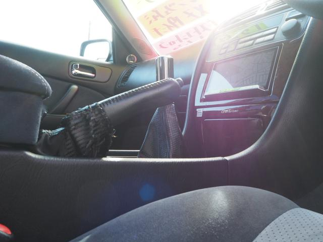 グランツーリスモアルティマ ターボ 公認6速MTVQ30DET270PS前置きインタークーラーGT-1全長式車高調ステンマフラー機械式LSDクレンツェ19インチアルミホイールカロッツェナビバックカメラETCデフィマルチモニタブーコン付(64枚目)