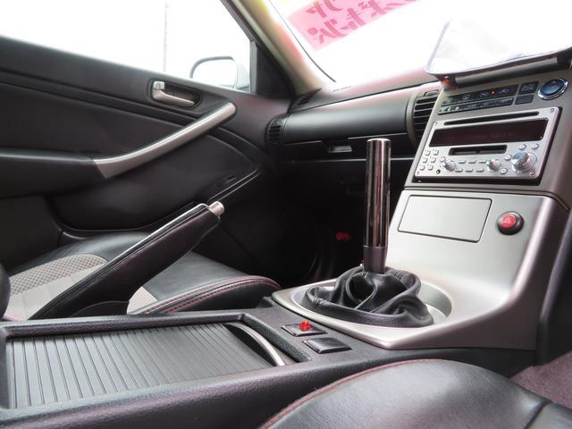 アクシス350S オーテック350S VQ35DE純正6速MT前後ブレンボキャリパー全長式車高調柿本マフラーHKSリミッターカット18インチアルミホイール(55枚目)