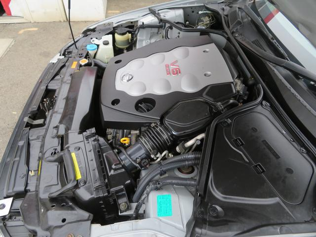 アクシス350S オーテック350S VQ35DE純正6速MT前後ブレンボキャリパー全長式車高調柿本マフラーHKSリミッターカット18インチアルミホイール(66枚目)