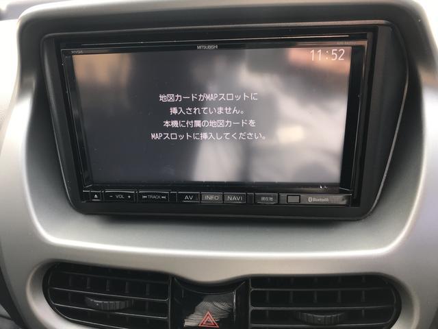 三菱 アイ T TV ナビ 軽自動車 ETC レッドソリッド AT