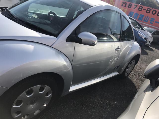 「フォルクスワーゲン」「VW ニュービートル」「クーペ」「神奈川県」の中古車4
