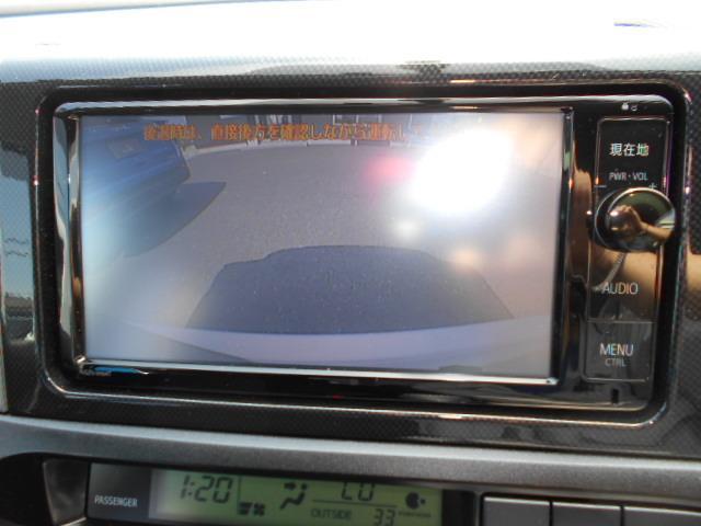 ★車庫入れ時に便利なバックモニター付いてます★