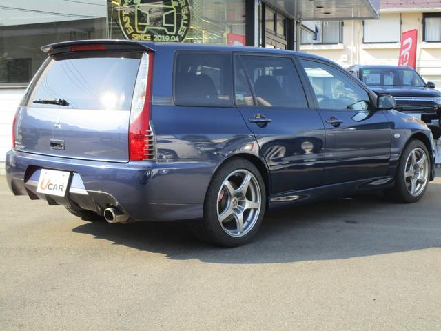 20エボワゴン GT 4WD 6MT 禁煙車 ナビ I/C(5枚目)