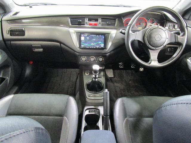 20エボワゴン GT 4WD 6MT 禁煙車 ナビ I/C(6枚目)