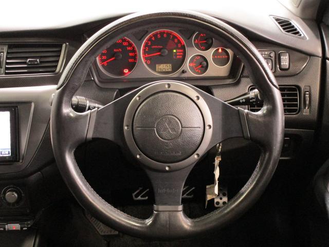 20エボワゴン GT 4WD 6MT 禁煙車 ナビ I/C(10枚目)