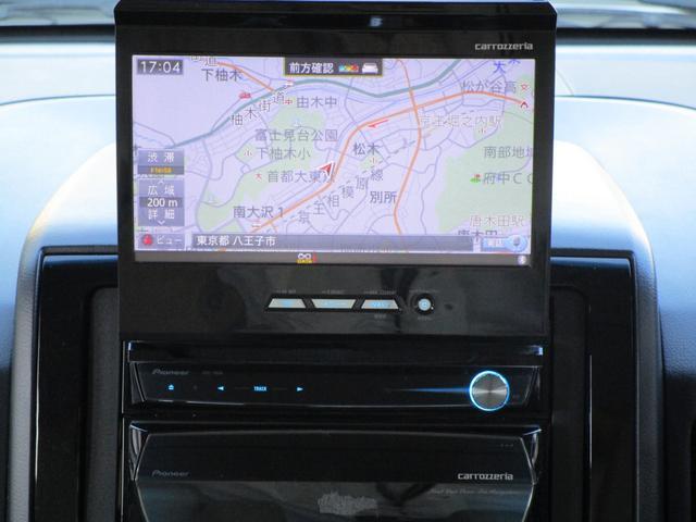 D パワーP Dターボ 4WD 禁煙 HDDナビ ETC(4枚目)