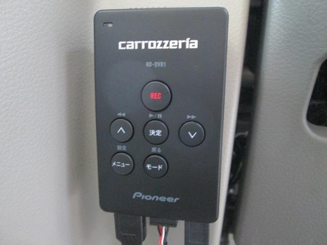 ドライブレコーダー付(ND-DVR1) ご利用にはマイクロSDカードが必要です。