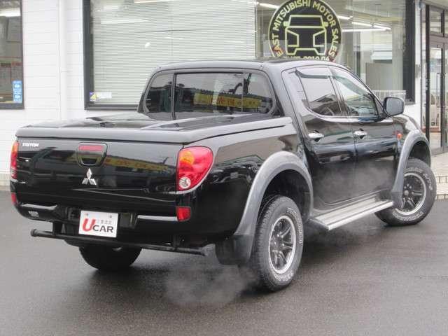 「三菱」「トライトン」「SUV・クロカン」「東京都」の中古車5