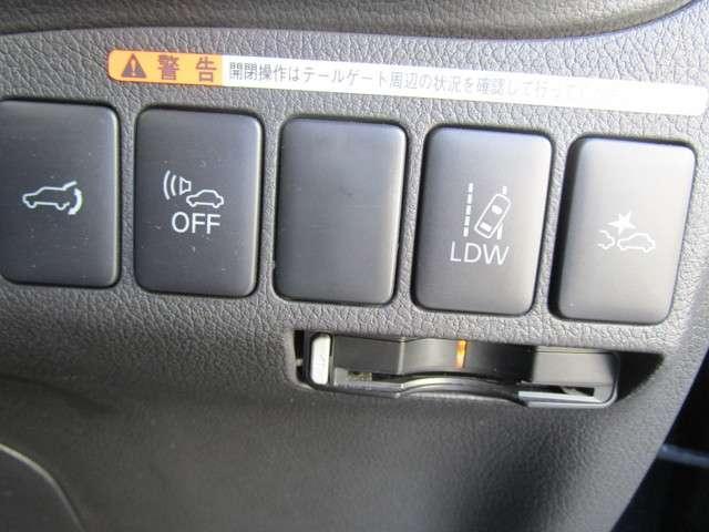 Gナビパッケージ 2.0 GナビPKG 4WD 衝突被害軽減ブレーキ レーン逸脱警報 AC100Vコンセント 純正ナビ ETC連動 全方位カメラ サイドバイザー 電動テールゲート 5人乗り 電池容量残存75%(13枚目)