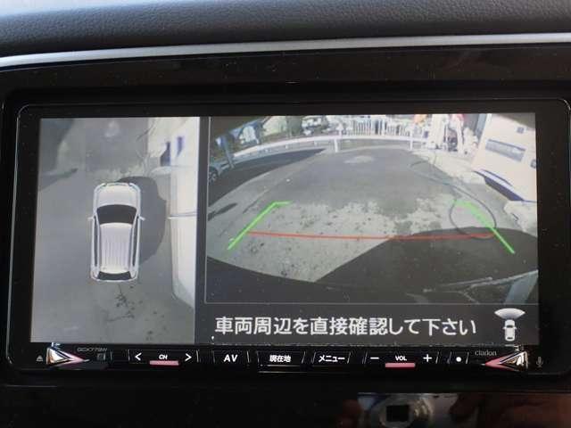G 運転席・助手席電動シート 禁煙 後側方車両検知 AC100V電源 衝突被害軽減ブレーキ レーダークルーズコントロール 前後誤発進抑制 クラリオンナビ 全方位カメラ シートヒータ 電動パーキングブレーキ(17枚目)
