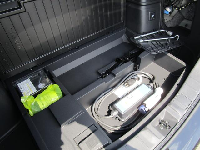 Gナビパッケージ 2000cc プラグインハイブリッド 禁煙車 誤発進抑制機能+パーキングセンサー 100V電源〈1500W) ルーフレール 純正メモリ―ナビ 全方位カメラ ETC 電動テールゲート ワンオーナー オンライン相談可能 駆動用バッテリー88%(64枚目)