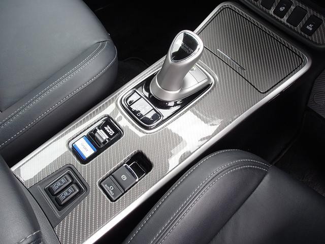 G 2400cc プラグインハイブリッド 禁煙車 本革シート(ブラック) シートヒーター パワーシート 電動サンルーフ 電動テールゲート 100V電源(1500W) 電動パーキング コーナーセンサー 誤発進抑制 全方位カメラ ワンオーナー(38枚目)