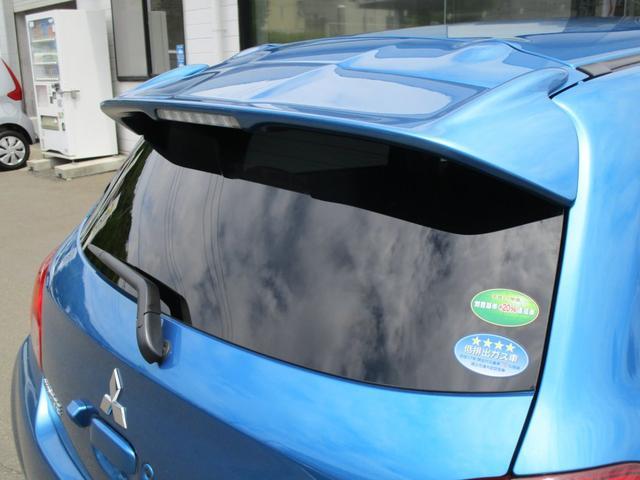 G 禁煙 7型ワイドナビ ワンセグTV CDチューナー バックカメラ アイドリングストップ ETC オートエアコン 電動格納ミラー リヤゲートスポイラー エンジンプッシュ ドアバイザー ワンオーナー(34枚目)