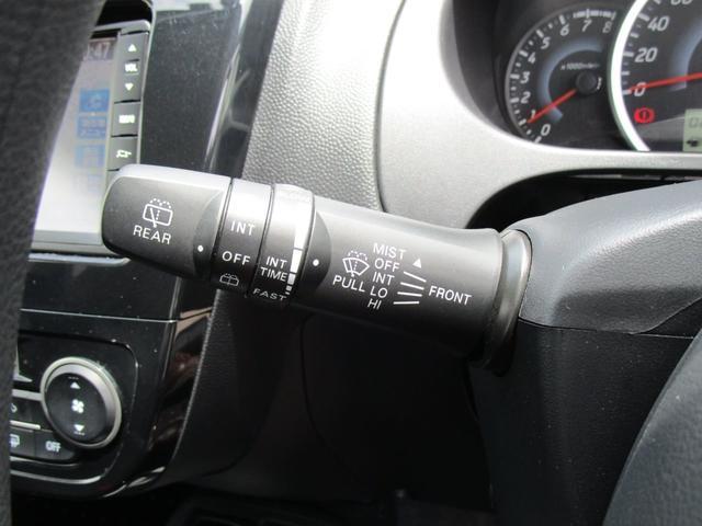 G 禁煙 7型ワイドナビ ワンセグTV CDチューナー バックカメラ アイドリングストップ ETC オートエアコン 電動格納ミラー リヤゲートスポイラー エンジンプッシュ ドアバイザー ワンオーナー(42枚目)