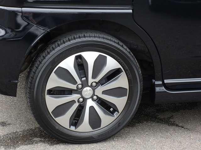 S 1200cc ガソリン車 インパネCVT 禁煙 オーディオレス ETC車載器 両側電動スライドドア 衝突被害軽減ブレーキ クルーズコントロール 純正アルミホイール メッキグリル シートバックテーブル ワンオーナー オンライン相談可能(60枚目)