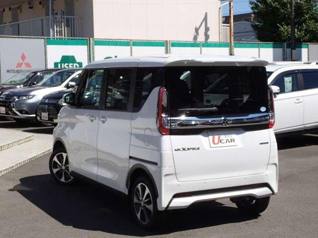 T  4WD ターボ車 インパネCVT パドルシフト付き 先進安全・快適・後席-Cパッケージ 届出済未使用車 両側電動スライドドア シートヒーター 純正15インチアルミ 衝突被害軽減ブレーキ 踏み間違え防止アシスト コーナーセンサー(前後)オンライン相談可能(8枚目)