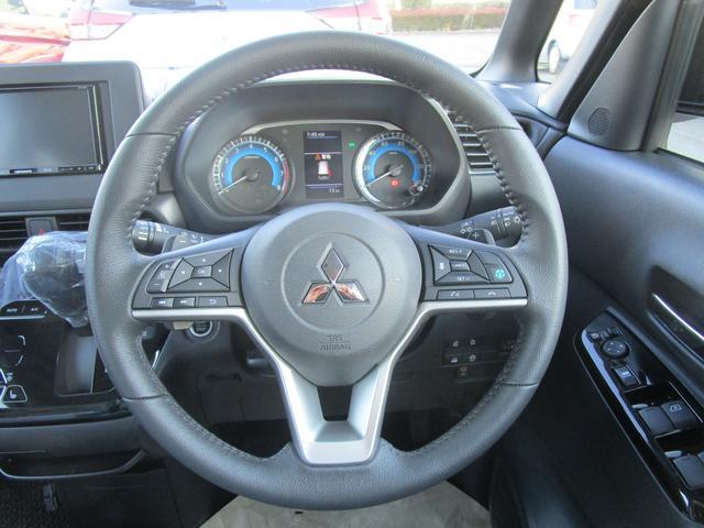 T  4WD ターボ車 インパネCVT パドルシフト付き 先進安全・快適・後席-Cパッケージ 届出済未使用車 両側電動スライドドア シートヒーター 純正15インチアルミ 衝突被害軽減ブレーキ 踏み間違え防止アシスト コーナーセンサー(前後)オンライン相談可能(9枚目)