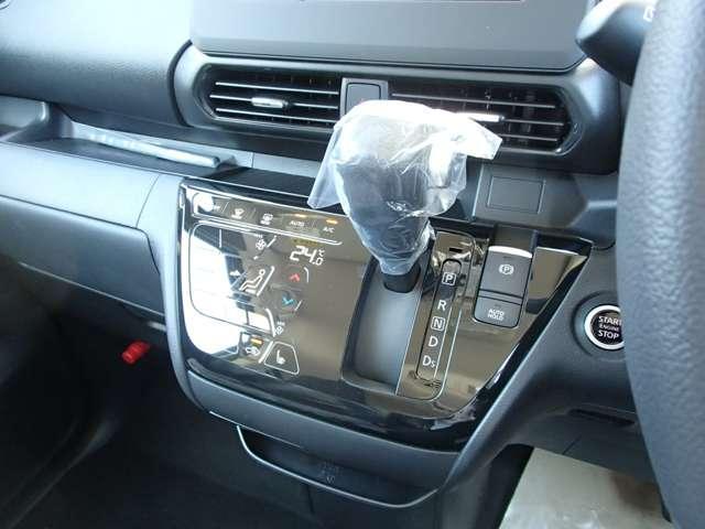 T  4WD ターボ車 インパネCVT パドルシフト付き 先進安全・快適・後席-Cパッケージ 届出済未使用車 両側電動スライドドア シートヒーター 純正15インチアルミ 衝突被害軽減ブレーキ 踏み間違え防止アシスト コーナーセンサー(前後)オンライン相談可能(36枚目)