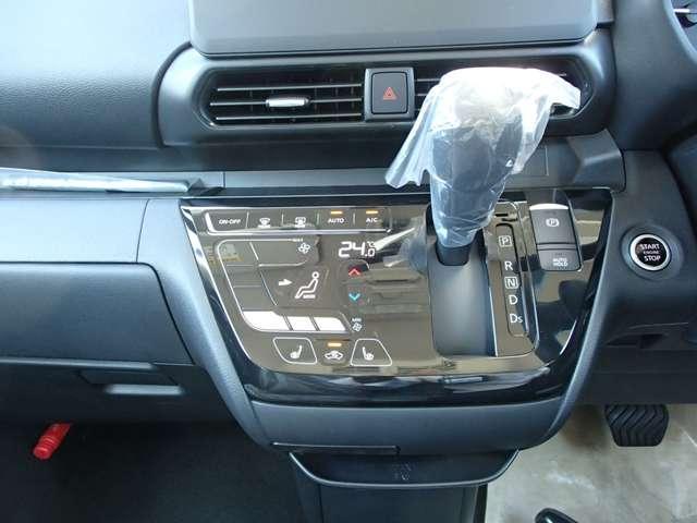T  4WD ターボ車 インパネCVT パドルシフト付き 先進安全・快適・後席-Cパッケージ 届出済未使用車 両側電動スライドドア シートヒーター 純正15インチアルミ 衝突被害軽減ブレーキ 踏み間違え防止アシスト コーナーセンサー(前後)オンライン相談可能(37枚目)