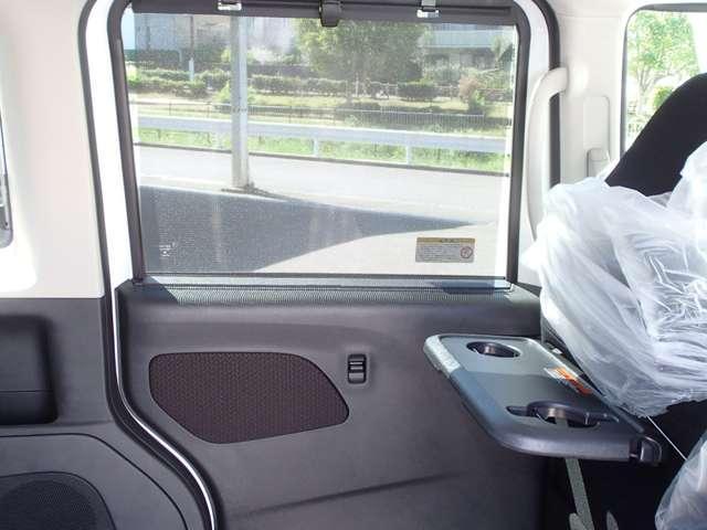 T  4WD ターボ車 インパネCVT パドルシフト付き 先進安全・快適・後席-Cパッケージ 届出済未使用車 両側電動スライドドア シートヒーター 純正15インチアルミ 衝突被害軽減ブレーキ 踏み間違え防止アシスト コーナーセンサー(前後)オンライン相談可能(56枚目)