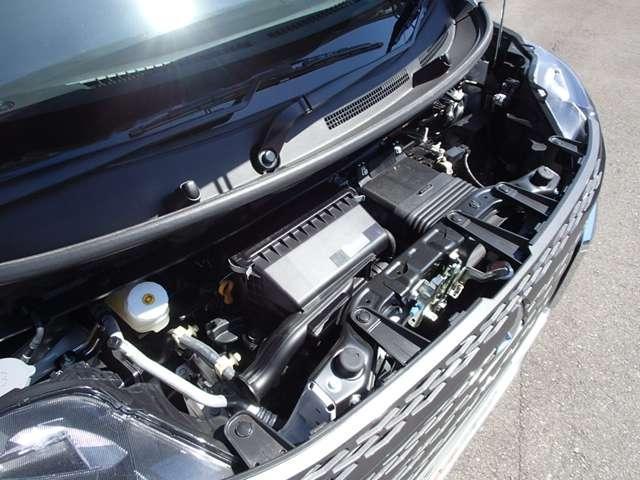 T  4WD ターボ車 インパネCVT パドルシフト付き 先進安全・快適・後席-Cパッケージ 届出済未使用車 両側電動スライドドア シートヒーター 純正15インチアルミ 衝突被害軽減ブレーキ 踏み間違え防止アシスト コーナーセンサー(前後)オンライン相談可能(71枚目)