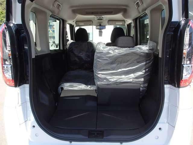 T 安全・快適・後席PKG 届出済未使用ターボ 4WD 左右電動スライドドア 全方位カメラ フルエアバック マイパイロット コーナーセンサー 横滑り防止装置 フォグランプ 電動格納リモコンドアミラー 禁煙(10枚目)