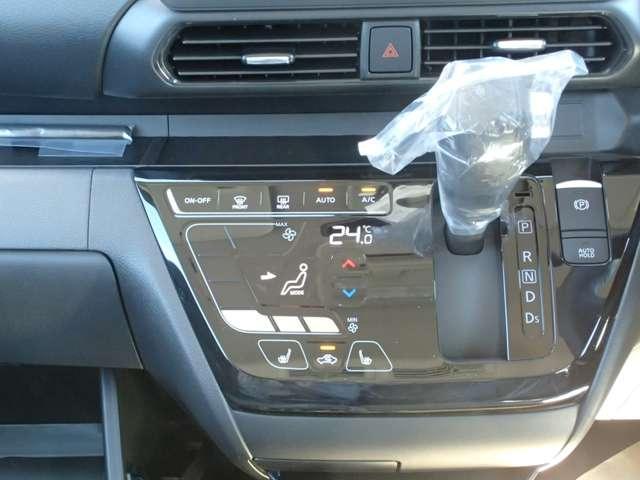 T 安全・快適・後席PKG 届出済未使用ターボ 4WD 左右電動スライドドア 全方位カメラ フルエアバック マイパイロット コーナーセンサー 横滑り防止装置 フォグランプ 電動格納リモコンドアミラー 禁煙(14枚目)