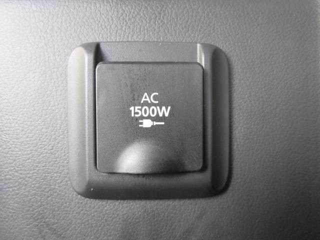 2.0 G ナビパッケージ 4WD AC1500W電源(17枚目)