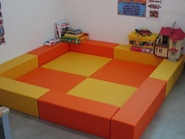 KIDSコーナー完備♪小さなお子様連れのお客様でも安心ください。
