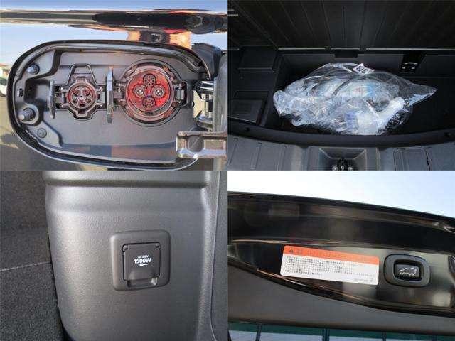 2.0 G ナビパッケージ 4WD AC1500W電源(4枚目)
