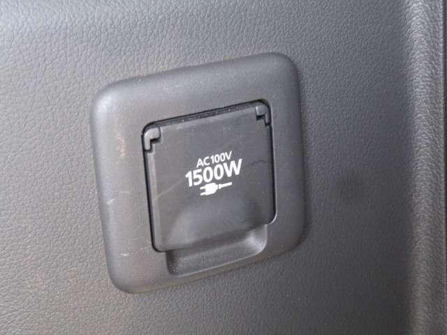 G ナビパッケージ ロックフォードプ AC100V電源(5枚目)