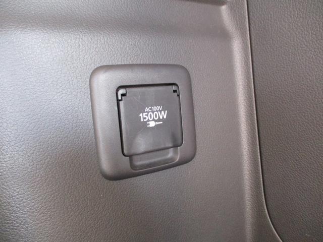 2.0GナビPKG 4WD 禁煙車 1500W電源 ナビ(44枚目)
