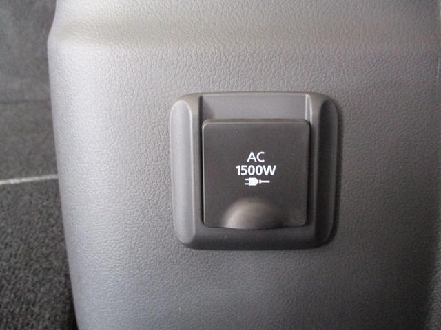 2.4Gプラスパッケージ4WD 禁煙車 1500W電源 ナビ(36枚目)
