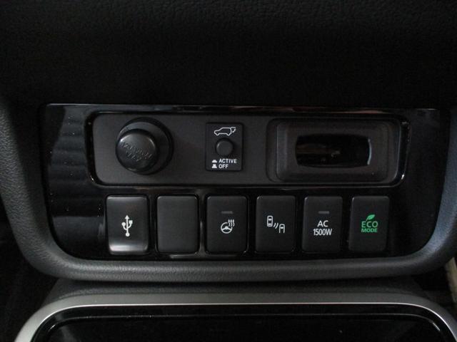 2.4Gプラスパッケージ4WD 禁煙車 1500W電源 ナビ(61枚目)