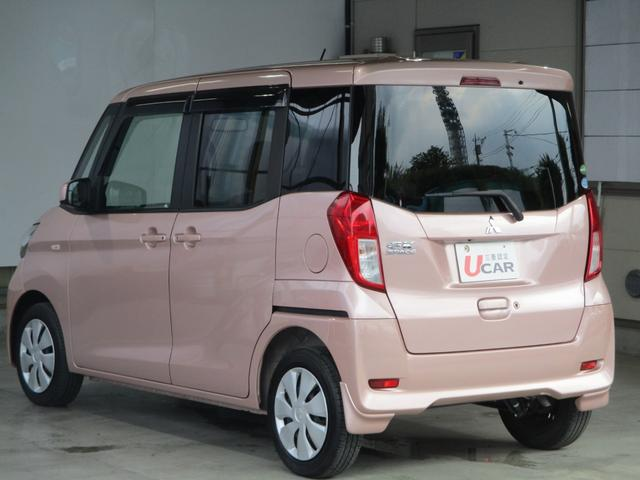 「三菱」「eKスペース」「コンパクトカー」「東京都」の中古車30