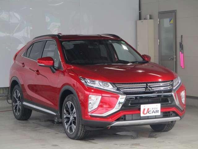 「三菱」「エクリプスクロス」「SUV・クロカン」「東京都」の中古車6