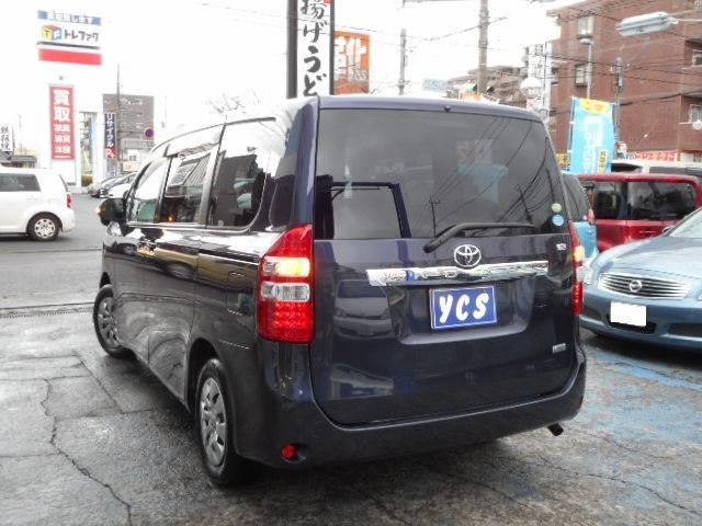 トヨタ ノア X純正SDナビ Bモニター パワースライドドア