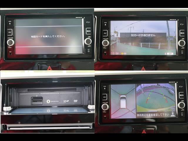 X 純正ナビ/フルセグ/アラウンドビューモニター/左パワースライド(3枚目)