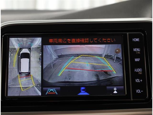 G パノラミックビューモニター トヨタTSS ICS 純正SDナビ フルセグ LEDヘットライト 3列 スマートキー ETC ウォークスルー ワンオーナー 両側電動スライドドア(6枚目)