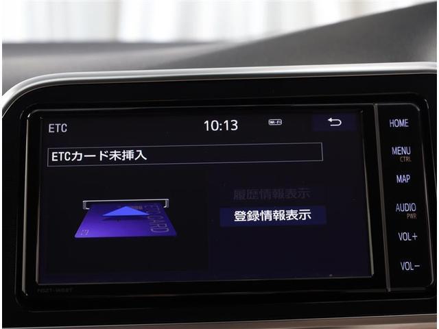 G パノラミックビューモニター トヨタTSS ICS 純正SDナビ フルセグ LEDヘットライト 3列 スマートキー ETC ウォークスルー ワンオーナー 両側電動スライドドア(7枚目)