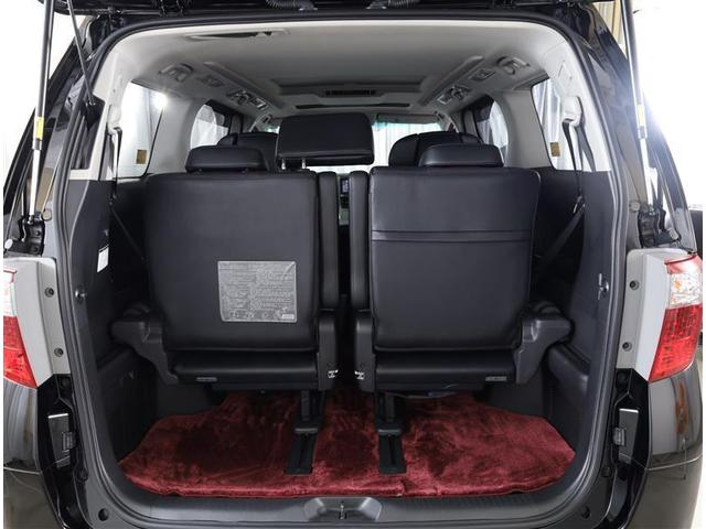 SR プレミアムシートパッケージ 純正ナビ サンルーフ 4WD 本革シート 両側電動スライドドア パワーバックドア ETC 記録簿 地デジ Bluetooth(16枚目)